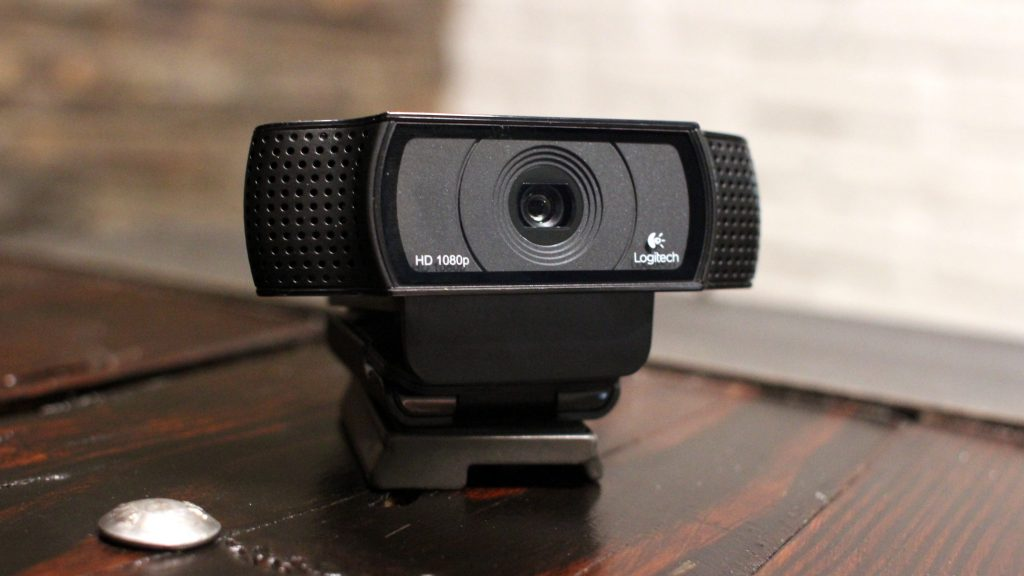 webcam hero logitech