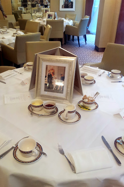 Royal Child Afternoon Tea at The Athenaeum Hotel