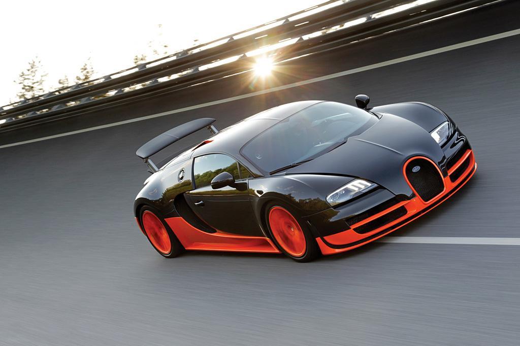 Bugatti Veyron Super Sport | Viteza Maxima - 431.072 km/h