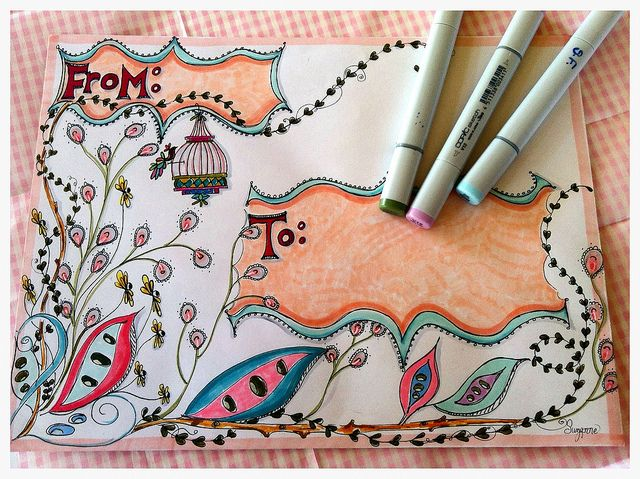 Image of coloring book page