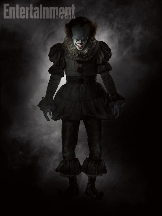Pennywise the Clown in Full Costume