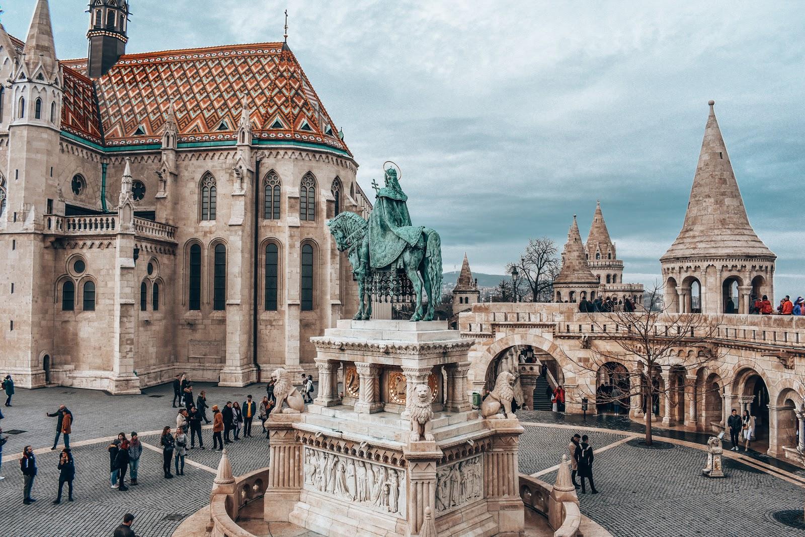 西ヨーロッパの風景