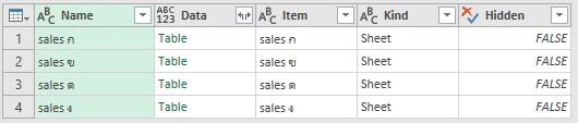 บทที่ 18 : การดึงข้อมูลจากทุก File ที่ต้องการใน Folder 14