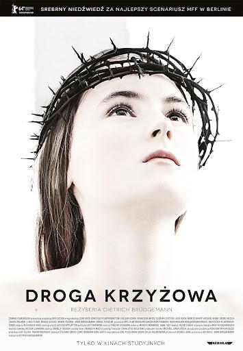 Polski plakat filmu 'Droga Krzyżowa'