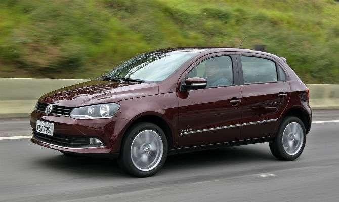 Volkswagen Gol está entre os carros usados mais vendidos do Brasil e, por isso, pode ter preços mais altos (Fonte: Estadão/Reprodução)