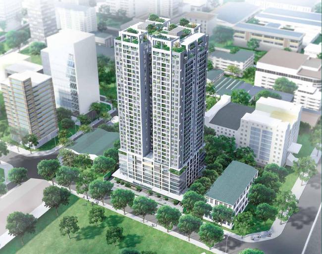 Thị trường bất động sản tại Cầu Giấy ngày càng sôi động và thu hút khách hàng.