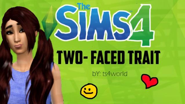 Trait mod - Two-Faced Trait
