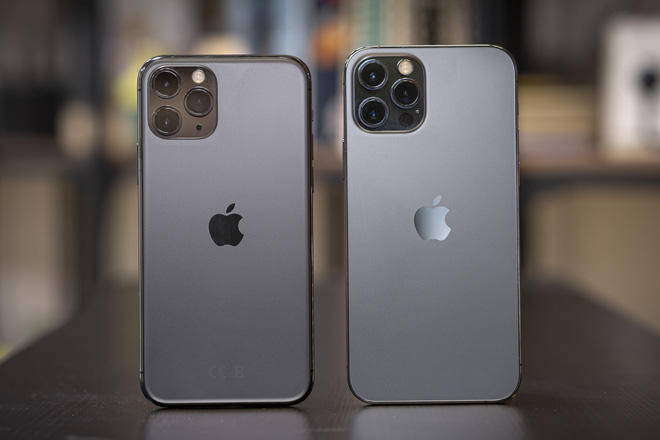 Ming-Chi Kuo: iPhone 13 sẽ có 4 kích thước tương tự iPhone 12, camera góc rộng được nâng cấp - Ảnh 1.