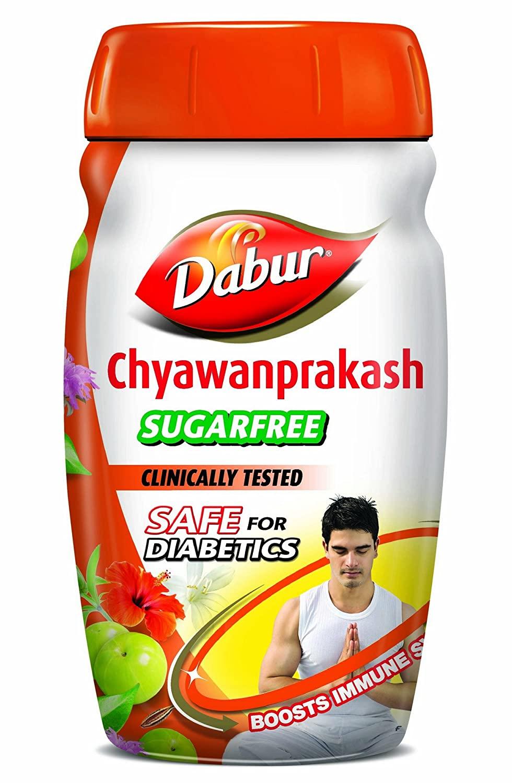Dabur Sugar free Chyawanprakash Best Chyawanprash Brands In India