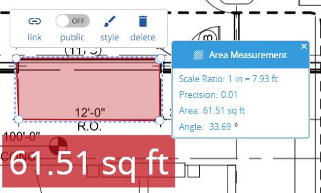 Drawing Measurement