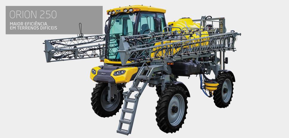 Orion 250 PLA -  Agricultura Brasileira