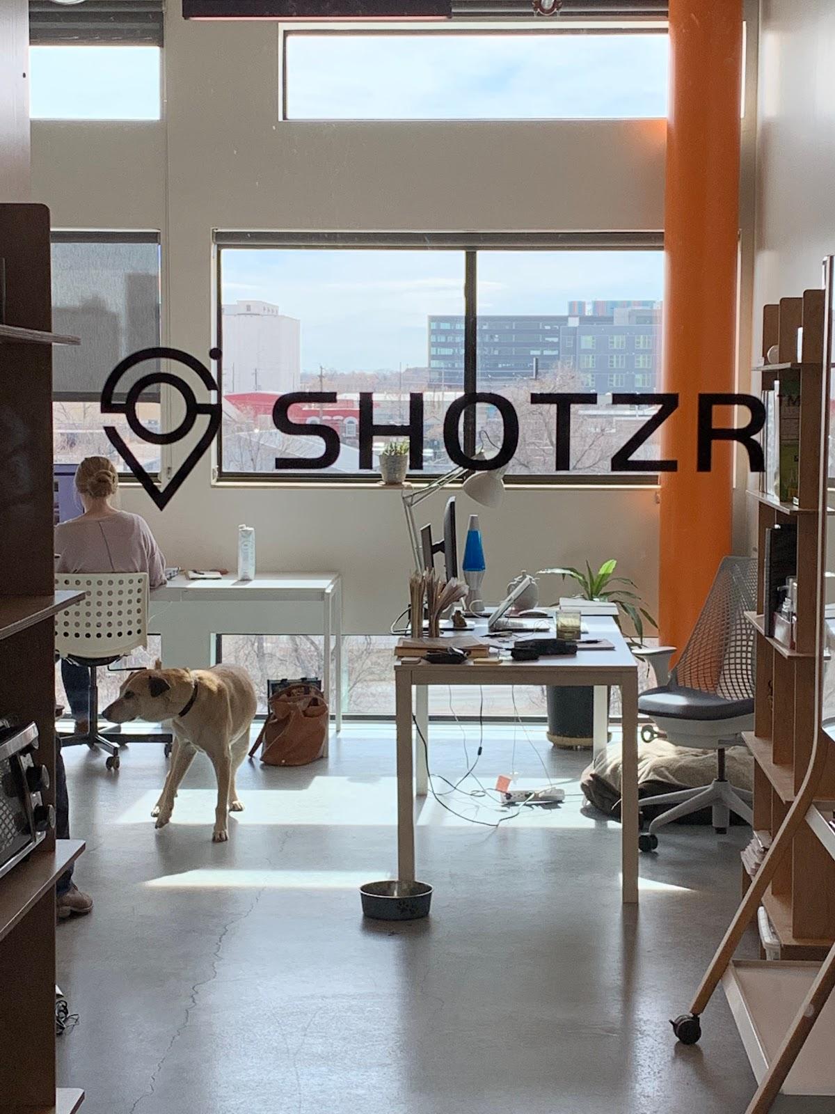 The Shotzr office