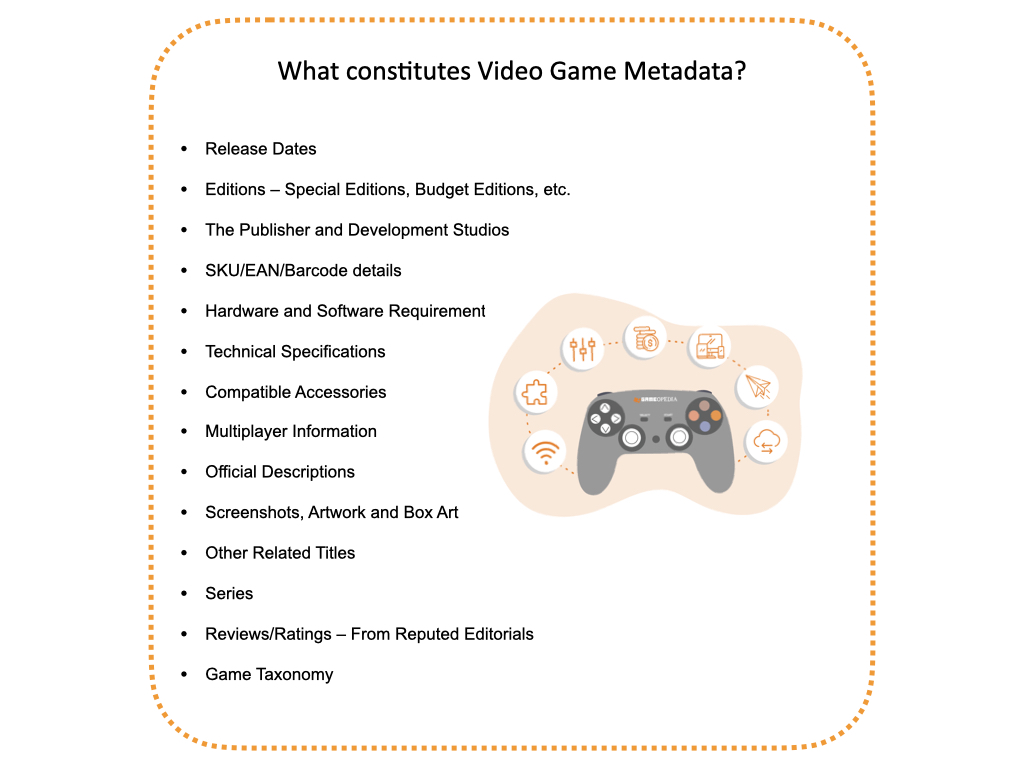 Video Game Metadata