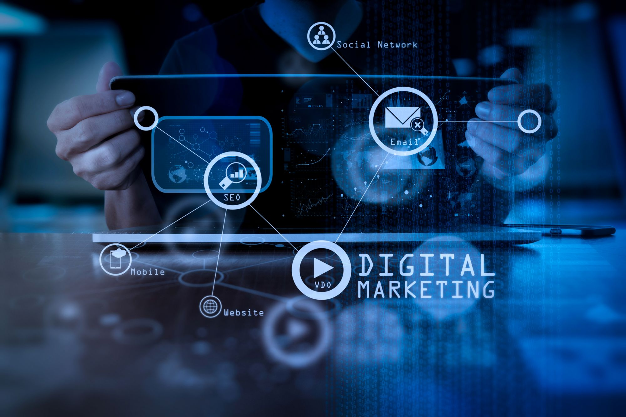 Fundamentals of Digital Marketing - Everything you Need to Know