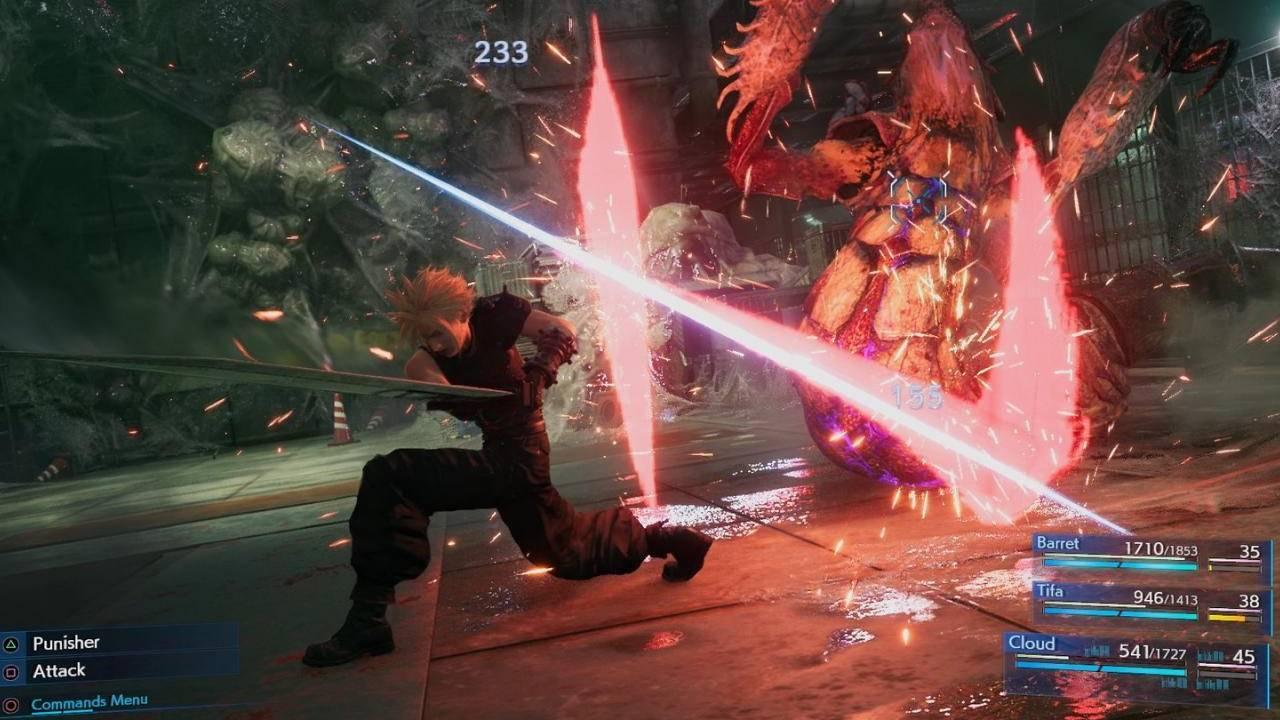 Image result for final fantasy 7 remake