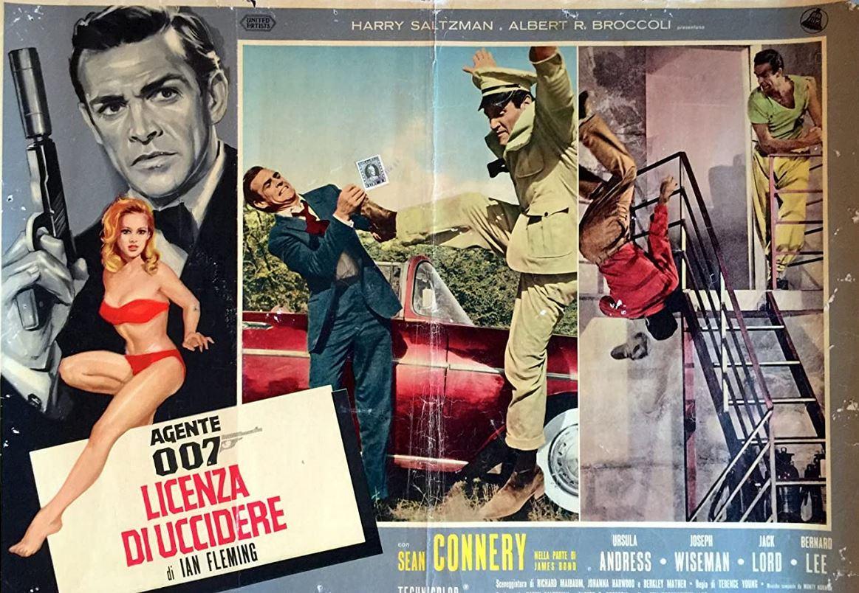 Sean Connery J Bond