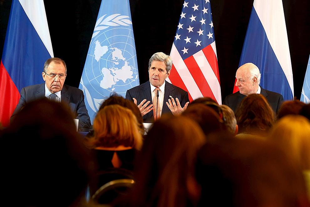 Если с «ИГ» (запрещено в России) все более менее понятно, то какие «другие террористические организации» входят в «черный список» СБ ООН неизвестно до сих пор. По этому поводу на закрытом дипломатическом уровне еще идут Фото: REUTERS
