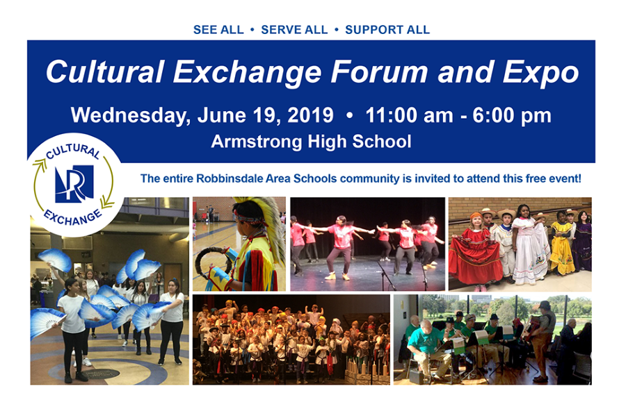 Cultural Exchange Flyer
