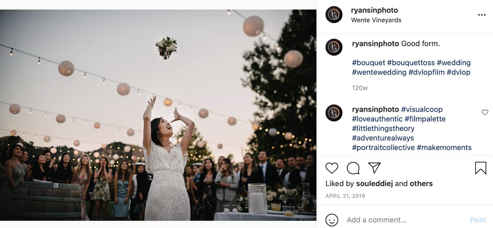bouquet toss wedding flowers cost