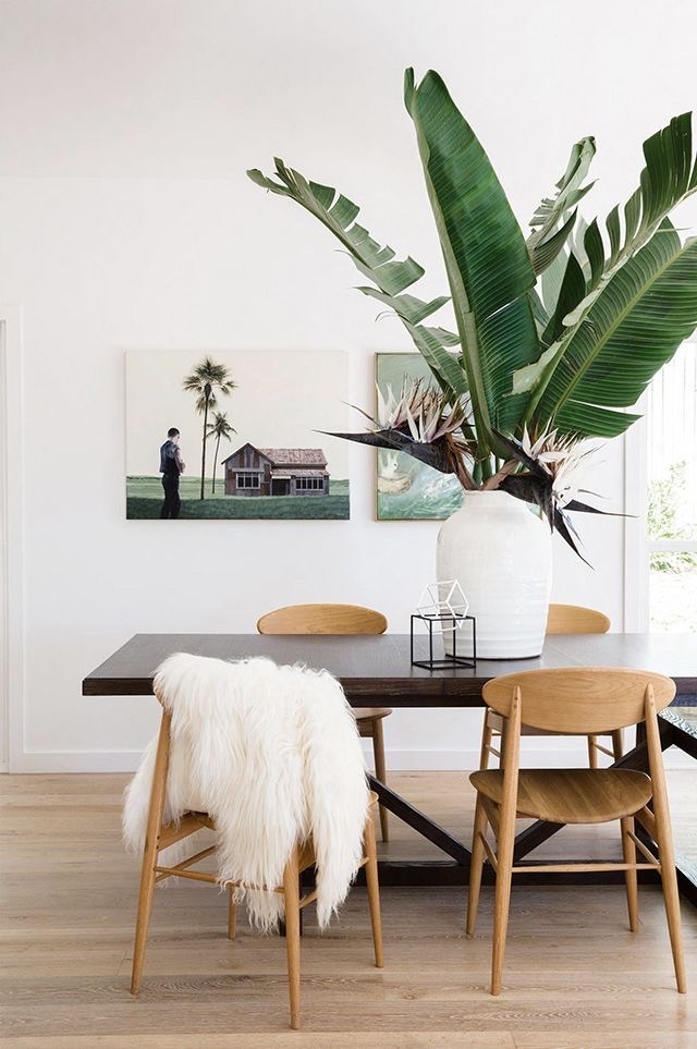 tara fust design vacation vibes at home design atlanta buckhead ga oversized plants palms
