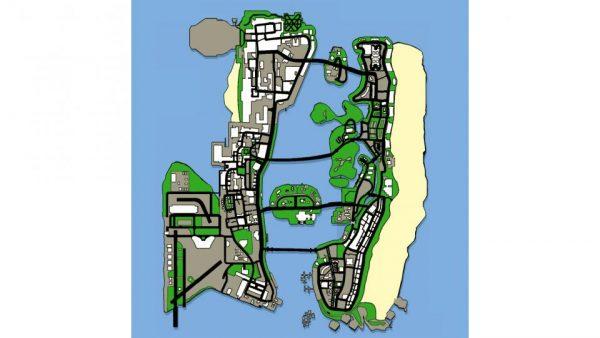 GTA 6 (VI) harita