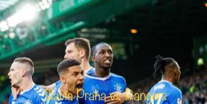 Slavia Praha vs Rangers