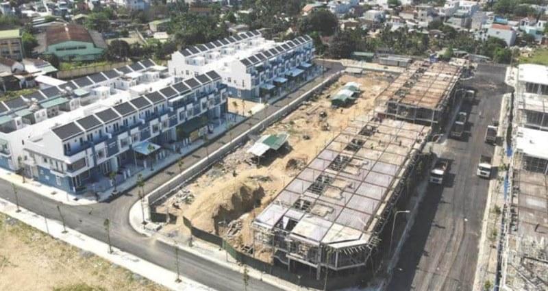 Nhà phố tại chung cư Takara Residence Bình Dương