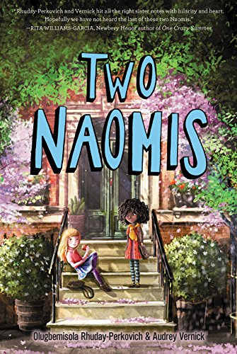 Image result for image of two naomis the book