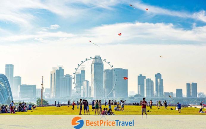 Lịch trình tour du lịch Singapore 4 ngày 3 đêm
