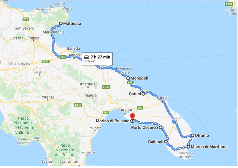 Zona Migliore Dove Alloggiare In Puglia Moira Tips