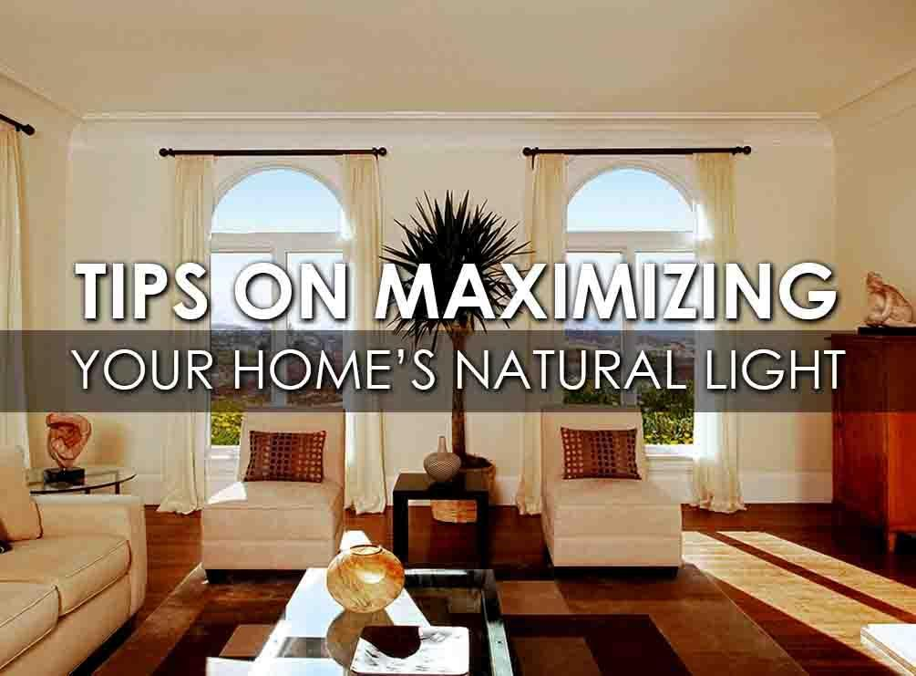 Maximizing Your Home's Natural Light