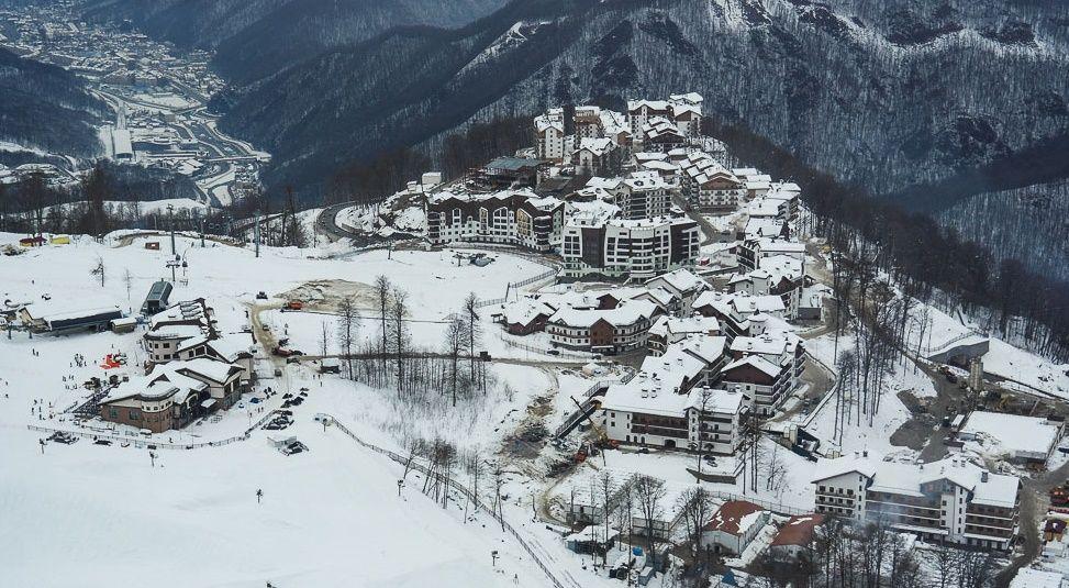 Адлер: отдых в Олимпийской деревне