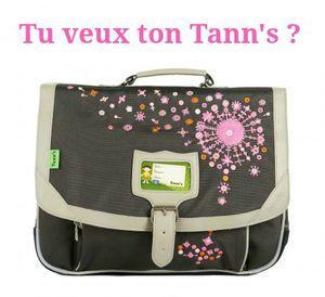 Quand Tann s t offre un cartable pour la rentrée (cadeau pour la rentrée de  ton enfant) 645df73b6f78