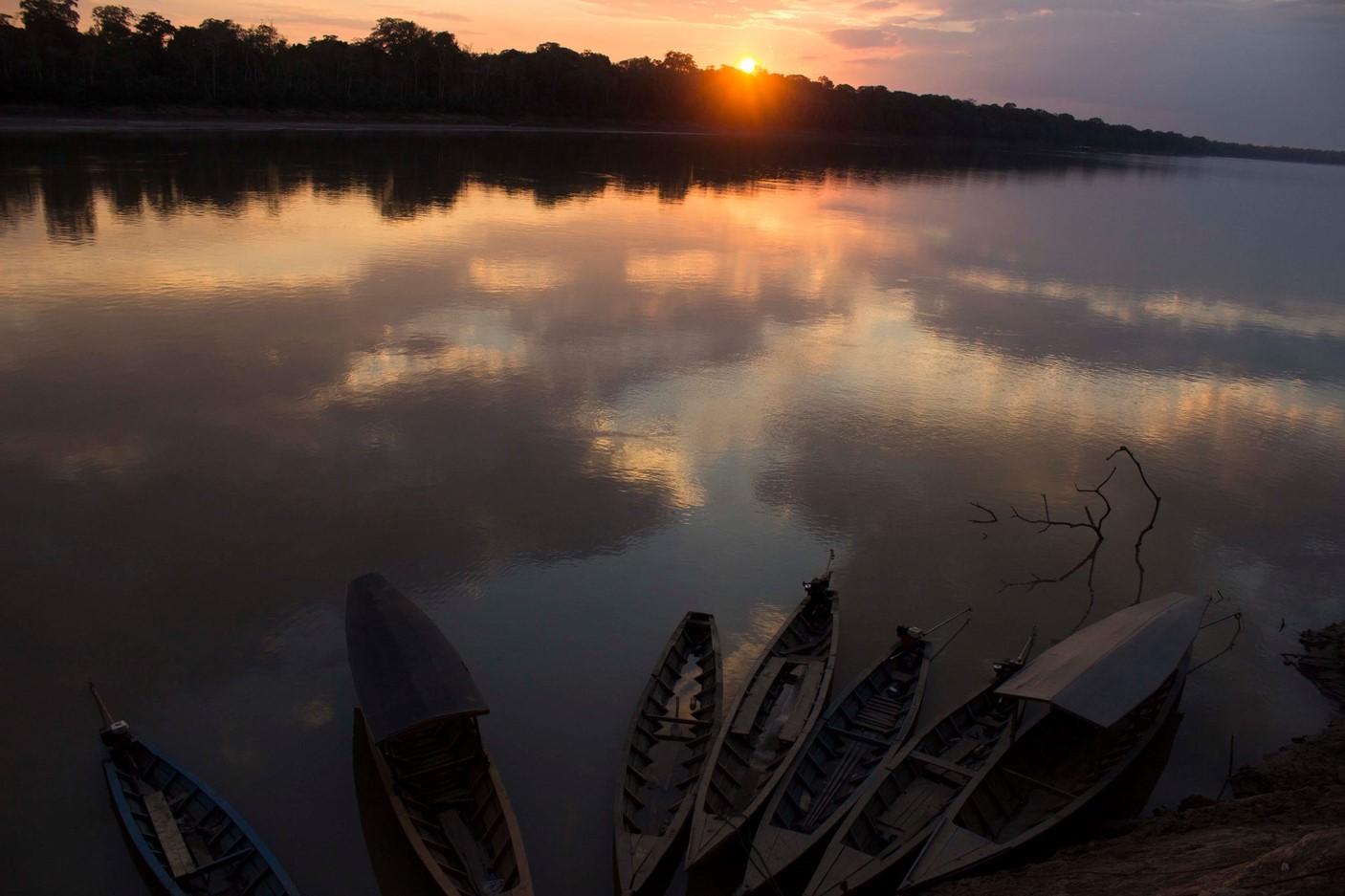 Amazonia: Lãnh thổ, con người, những mối đe dọa và tầm quan trọng của hệ sinh thái cho khí hậu toàn cầu