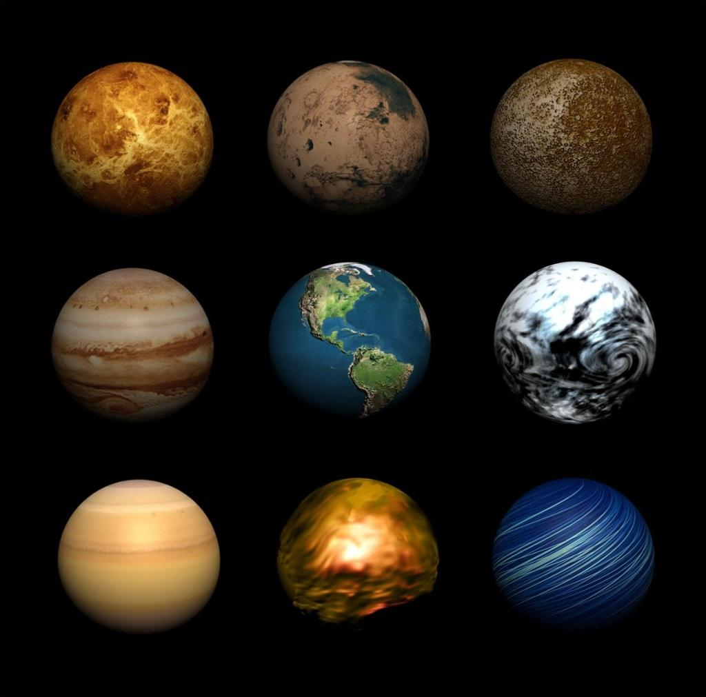 SPACE PLANETS!!!!!!!!!