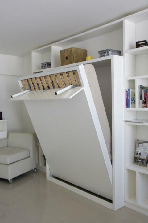 Giường tường lựa chọn hoàn hảo cho không gian sống