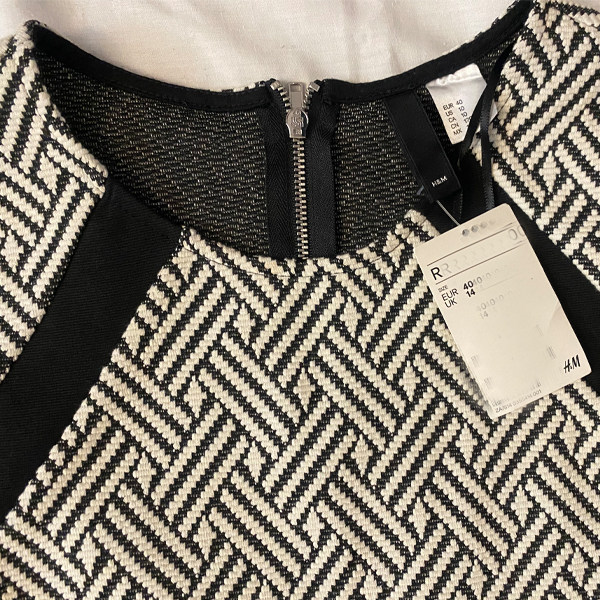 پیراهن زنانه اچ اند ام مدل 46-468901