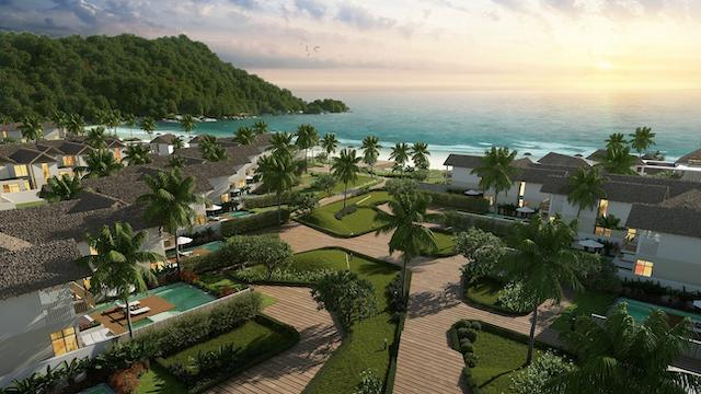 Dự án Sun Premier Village kem beach resort được xây dựng bởi tập đoàn Sun Group