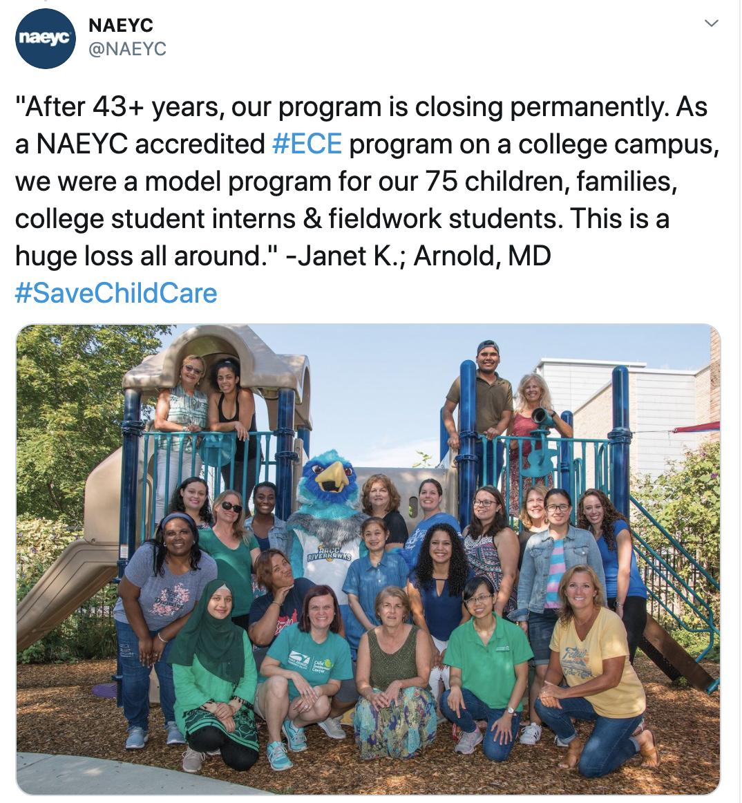 """""""É uma merda."""" Bebês, crianças pequenas e a crise do cuidado infantil COVID-19 4"""