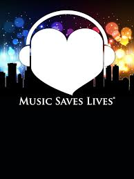 Image result for music saves lives