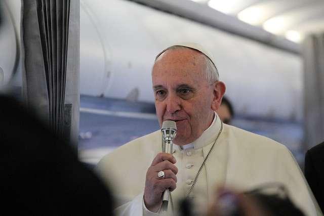 Toàn văn phỏng vấn trên chuyến bay ngày 13 tháng Năm với Đức Thánh Cha Phanxico