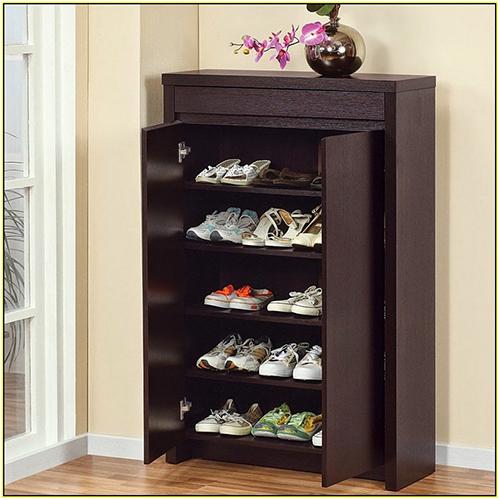 tủ giày làm ảnh hưởng đến dòng chảy phong thủy của gia đình