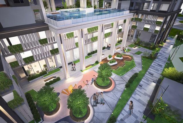 Dự án căn hộ c river view được dự kiến khởi công xây dựng năm 2020