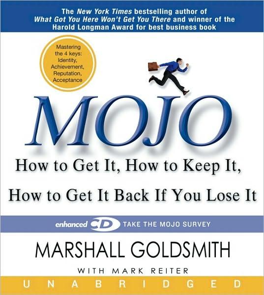 Огляд книги Маршалла Голдсміта Моджо