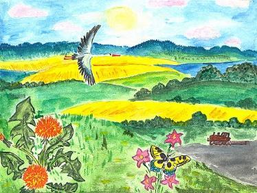 Ніна Незламна: О, земле моя - ВІРШ, Вірші, поезія. Клуб поезії