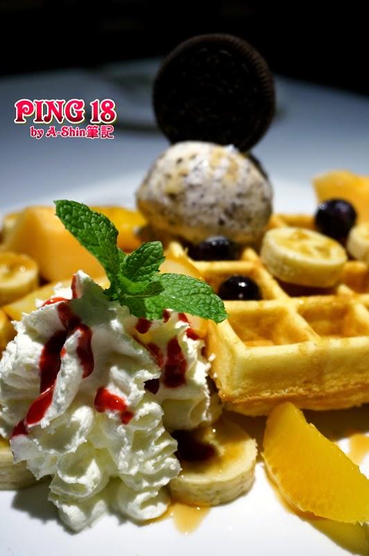 Ping 18 Bistro 新日法輕食39