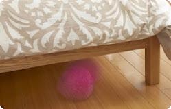 2.桌底、床底等手搆不到的地方也能打掃得乾淨溜溜