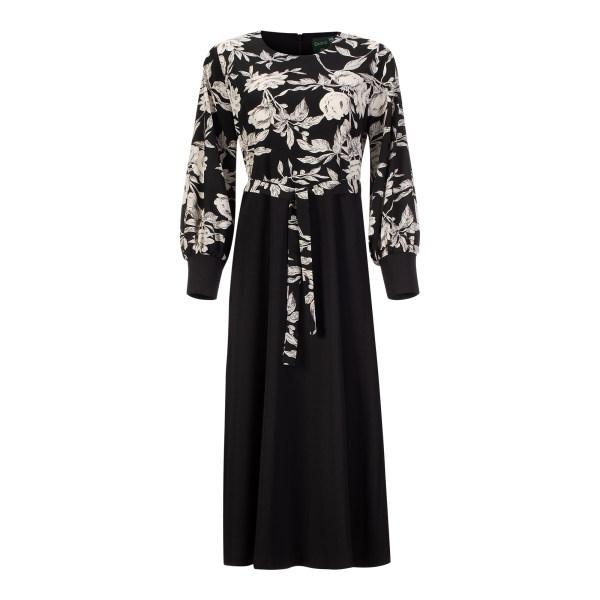 پیراهن زنانه السانا مدل رازقی کد 77109