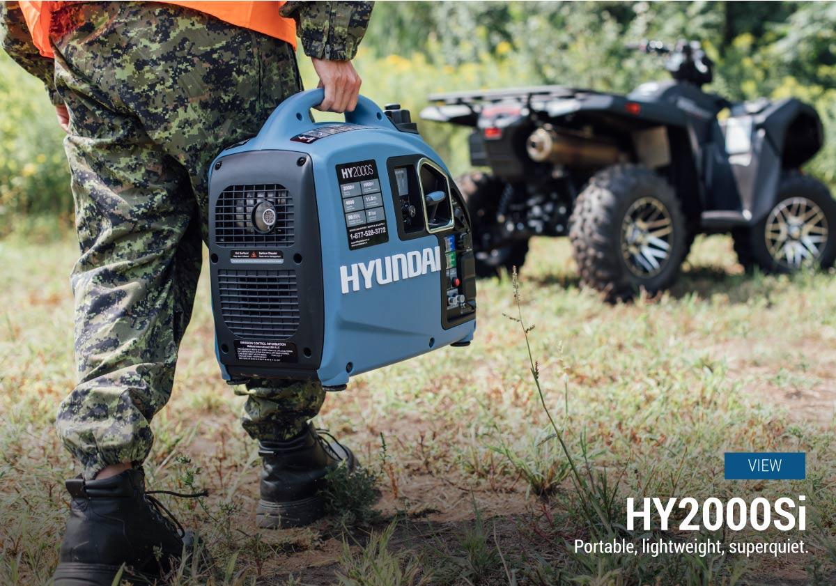 hyundai generator image