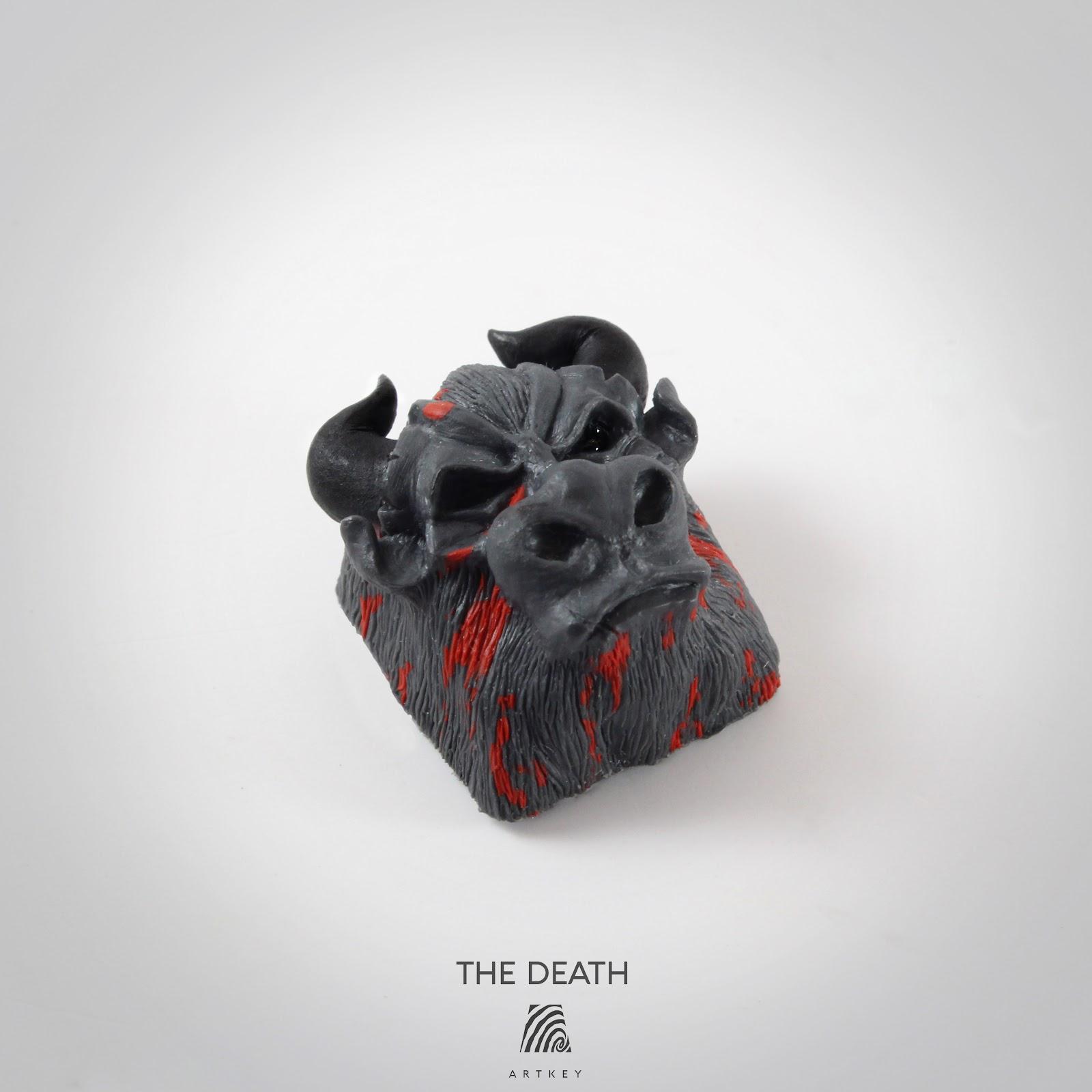Artkey - The Death Bull